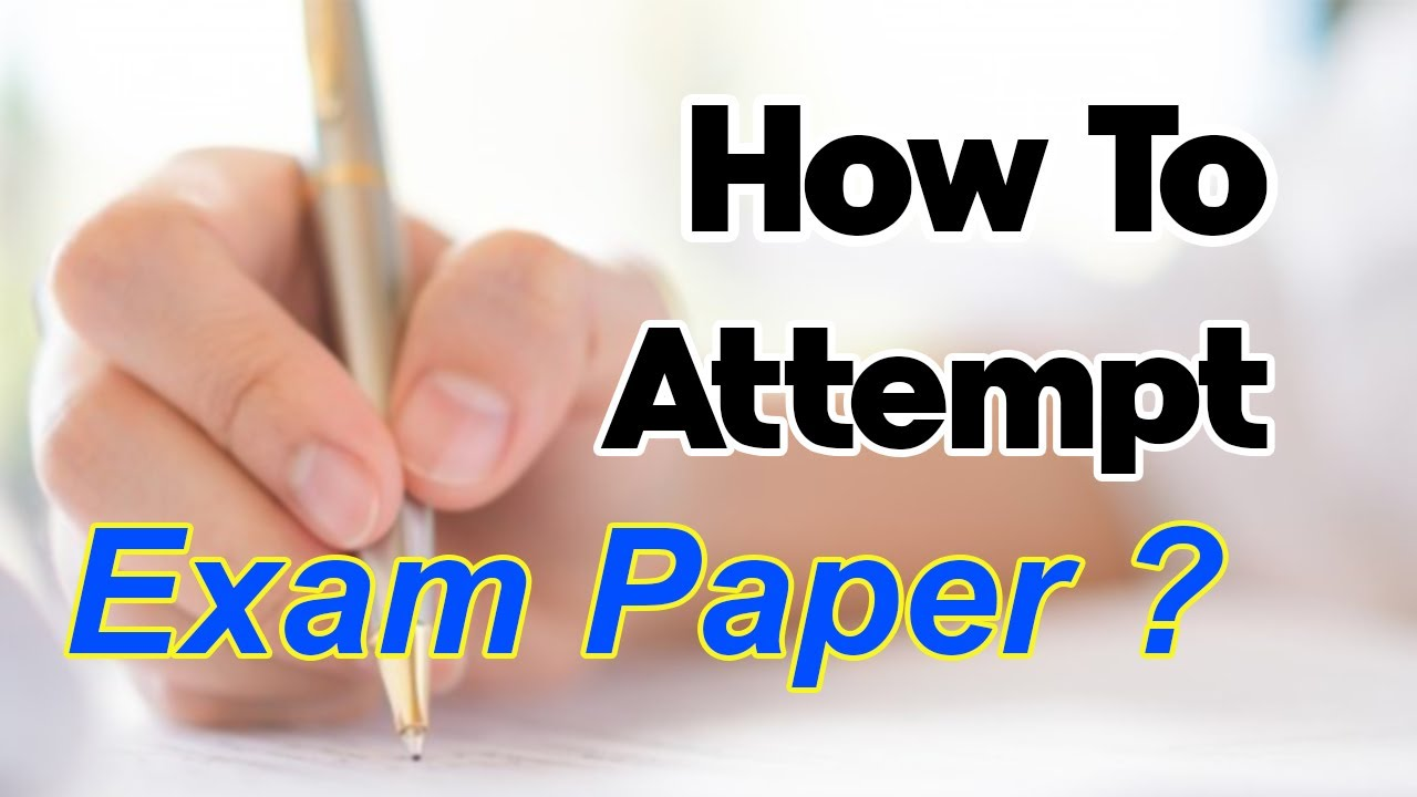 Download How to Attempt your Exam Paper?   Board Exam 2021 Tips   Letstute