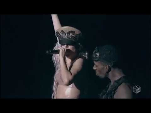 Lady GaGa - Poker Face (Live  Summer Sonic  2009 In Japan)