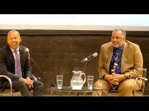 In Conversation: Bryan Stevenson and Anthony Ray Hinton