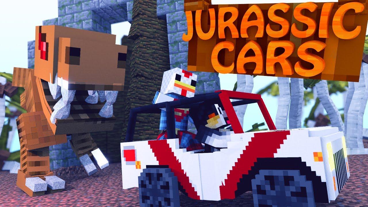 Minecraft vehicles mod showcase car mod jurassic park mod car mod jurassic park mod dirt bike mod youtube gumiabroncs Choice Image