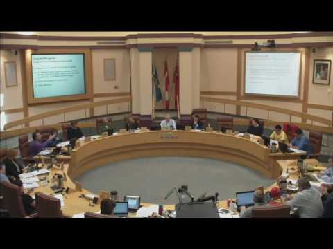 2017 Capital Budget General Committee Session from October 15, 2016 - Part 3