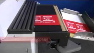 3/4 автоматический плоскопечатный станок для трафаретной печати + УФ туннельная сушка(, 2016-01-05T16:28:57.000Z)