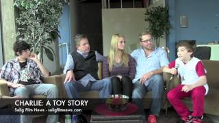 DIFF 2013: CHARLIE: A TOY STORY