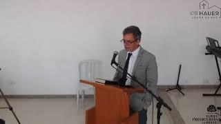 22/11/2020 - Culto Rev. Elizeu Eduardo  #live