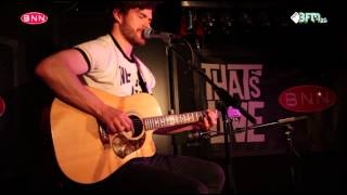 vance joy mess is mine live bnn thats live 3fm