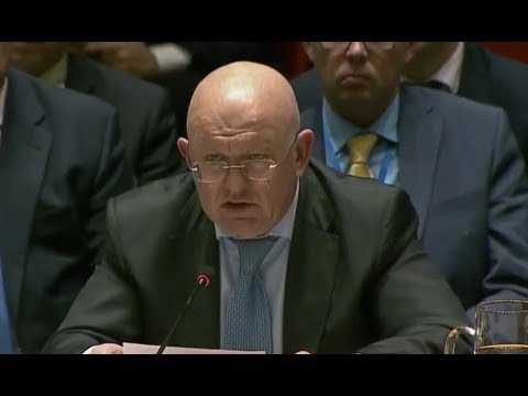 BREAKING: Russian UN Representative gives UNHINGED Speech at Security Council EMERGENCY Meeting