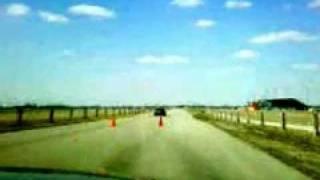 Iowa Law Enforcement Academy Pursuit Training At Iowa Speedway