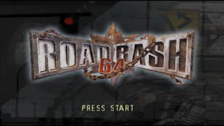 Nintendo 64 Longplay [006] Road Rash 64