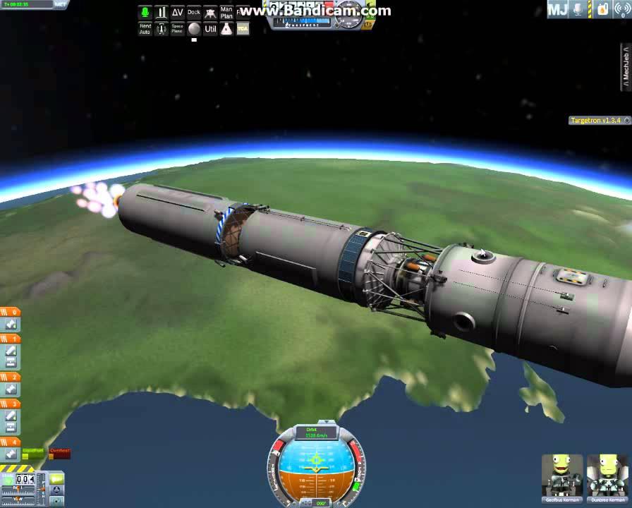 Vega Rocket Man