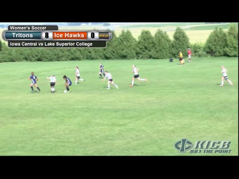 Woman's Soccer: Iowa Central vs Lake Superior