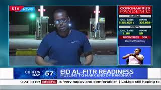 Eid Al-fitr Readiness : Unique Celebration Due To Covid-19