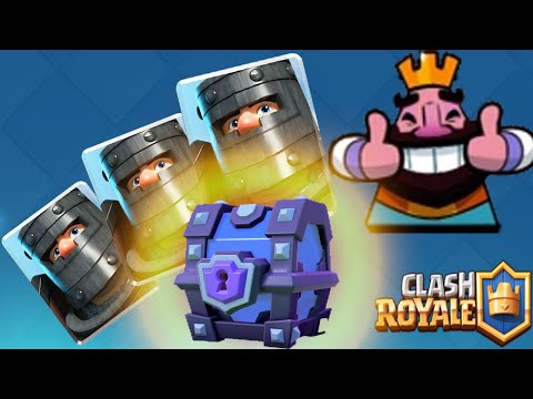 Clash Royale: Super Magical Chests Opening - Clash of Clan: Clash Royale Live Stream