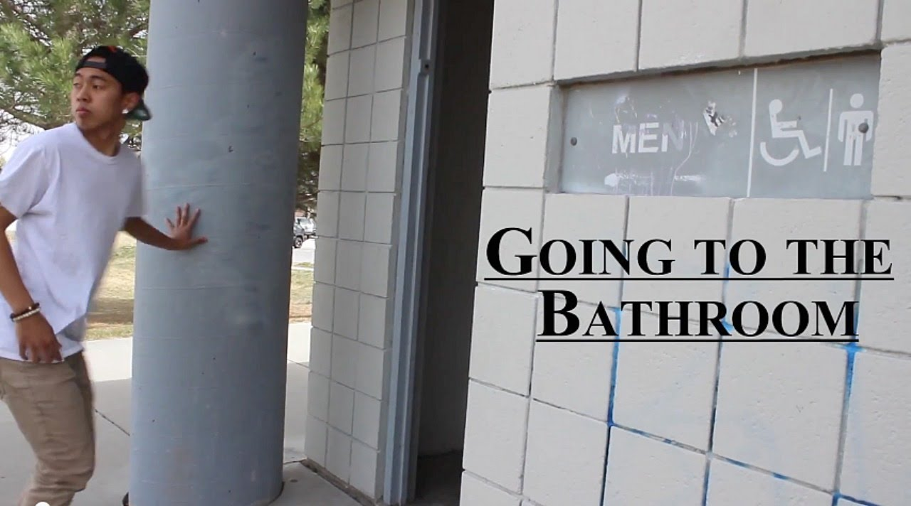 Going to the Bathroom  YouTube