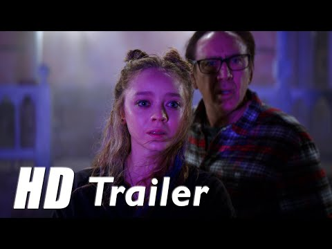 Die Farbe aus dem All (Color out of Space), Deutscher Trailer - Nicolas Cage, Tommy Chong