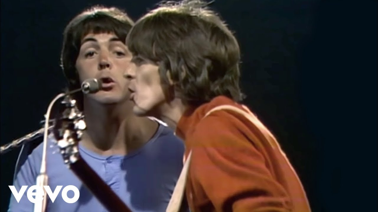 Paul George Wallpaper Hd The Beatles Revolution Youtube