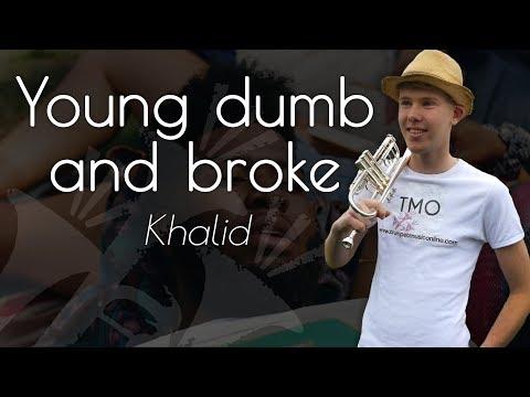 Khalid - Young Dumb & Broke (TMO Cover)