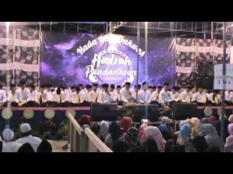 Ahlan wa sahlan Binnabi | Live Tahun Baru 2018 Ala Hadrah Pandanaran