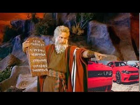 The 10 Commandments For Dodge Srt Hellcat Owners