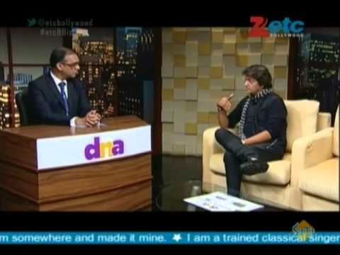 Aadesh Shrivastava with Komal Nahta