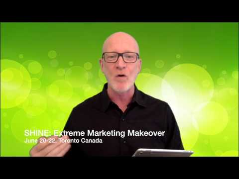 SHINE  Extreme Marketing Makeover for Financial Advisors
