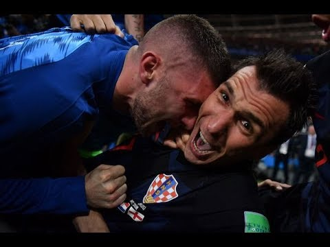 World Cup photographer floored by Croatia celebrations publishes incredible aftermath images