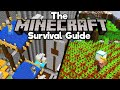 Fixing the Iron Farm & Expanding The Crop Farm! ▫ The Minecraft Survival Guide [Part 209]