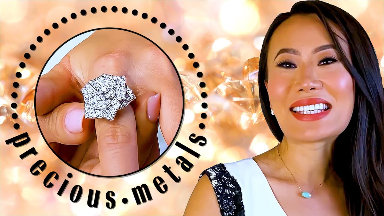 Bling Empire Star Kelly Mi Li's Jewelry Really Does Bring the Bling | Precious Metals | Marie Claire
