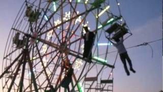 Human Powered Ferris Wheel from Dave's Travel Vignettes on One World