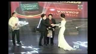 Sarah Geronimo - Star of the Night - 45th Guillermo Box Office Awards