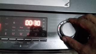 How to use IFB top load WASHING MACHINE TL SDG 7 KG AQUA | full demo |