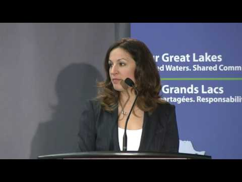 Understanding The Impacts Of Climate Change On The Great Lakes | 2016 Great Lakes Public Forum