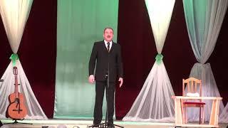 Смотреть Монолог Гриши Дурнопейко. Святослав Ещенко. Концерт в Сморгони (Беларусь, март 2018) онлайн