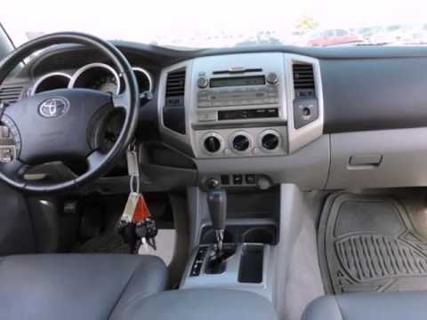 Randall Noe Terrell >> 2011 Toyota TACOMA 2WD ACCESS I4 AT [NATL] - YouTube