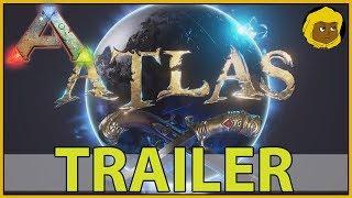 ATLAS TRAILER - ARK PIRATES DLC - ARK SURVIVAL EVOLVED