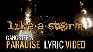 LIKE A STORM - Gangster
