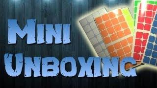 Izo Stickers Unboxing