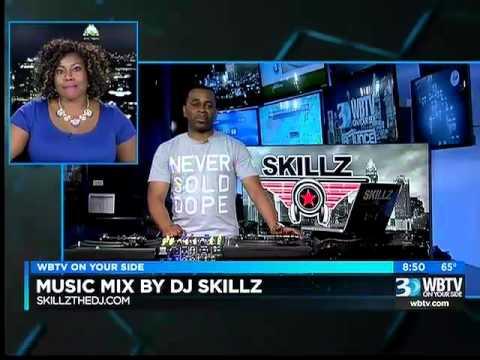 04.22.16:  PM Bounce   DJ Skillz #3