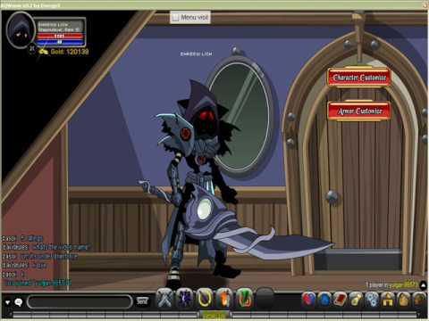 aqw how to get rank 10 evil fast