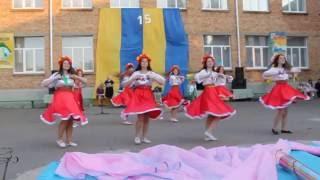 """Танець """"Василина""""  10 клас"""