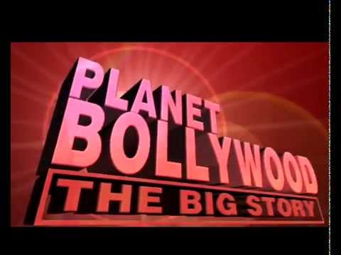 Planet bollywood Show opener Motion graphics