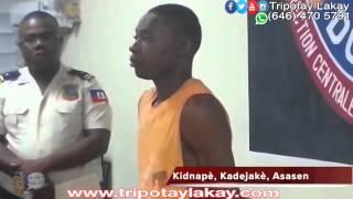 Alo Lapolis Ayiti: Kidnapè ki te kidnape Lynn LENCIES S. MIRVILLE la