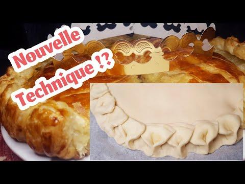 galette-des-rois-a-la-frangipane-nouveau-façonnage-recette-traditionnelle-فطيرة-الملوك-الفرنسية