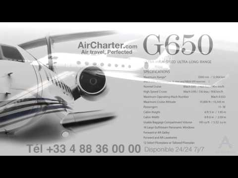 AirCharter Private Jet France