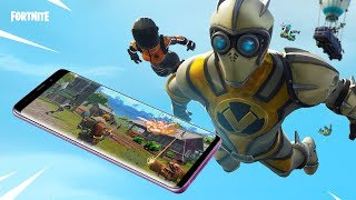 Download and install fortnite on any android device