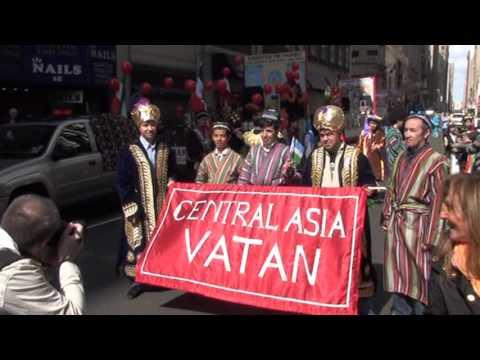 Persian Parade NYC 2013