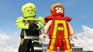 СВОБОДНАЯ ИГРА в LEGO Marvel's Avengers - Часть 6