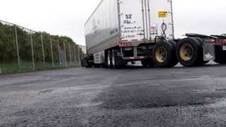 how to hook second trailer on road train ( LCV )