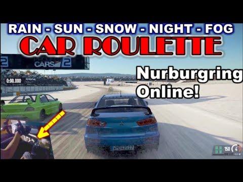 Project CARS 2 - Car Roulette!