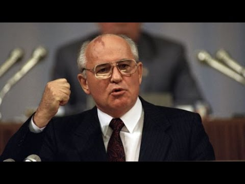 "LIFE IN USSR 27. The last President : Michael Gorbachev, ""The Marked One"""