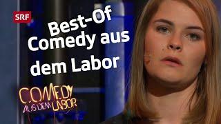 Best of Comedy aus dem Labor vom 25.08.2017